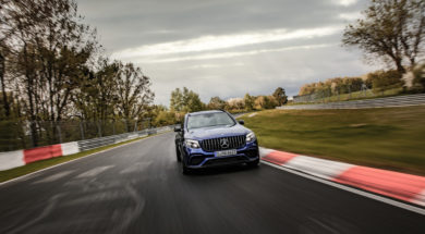 Mercedes-AMG GLC 63 S 4MATIC +, un record de +