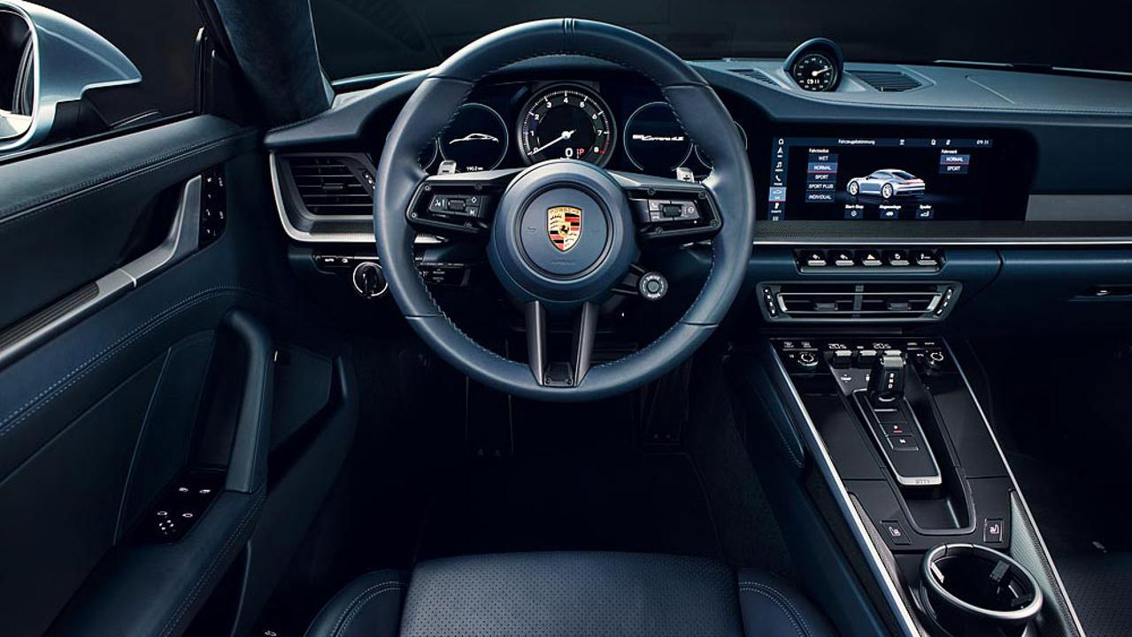 Porsche 992, la révolution trop tranquille mais l'intérieur évolue un peu