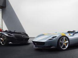 Ferrari MONZA SP1 et SP2, retour aux sources