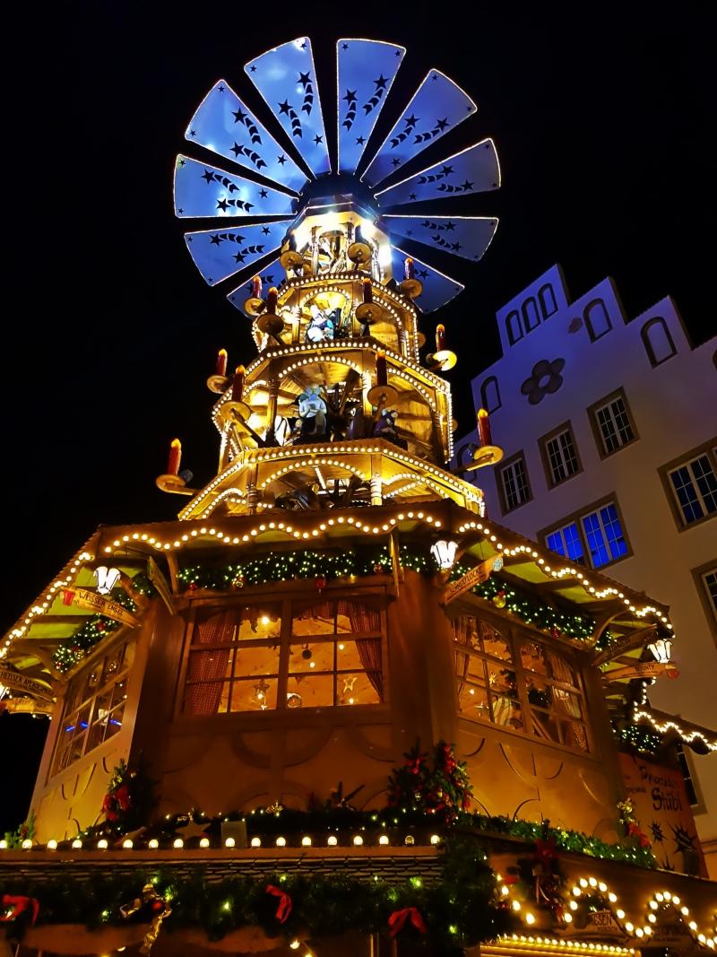 Le marché de Noël de Rostock