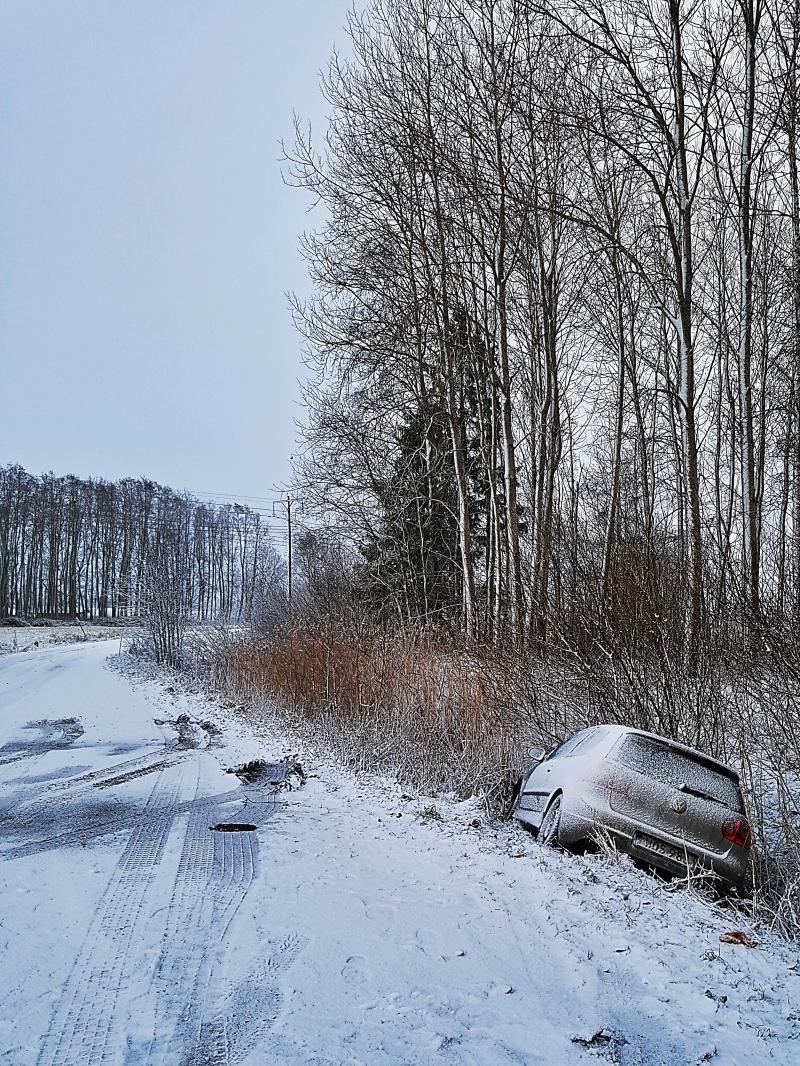 Roadtrip Lille - Rovaniemi. Être du coin n'empêche pas la sortie de route
