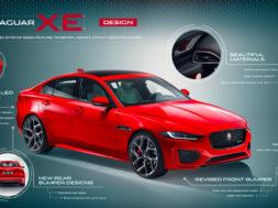Jaguar XE 2019, plus sportive