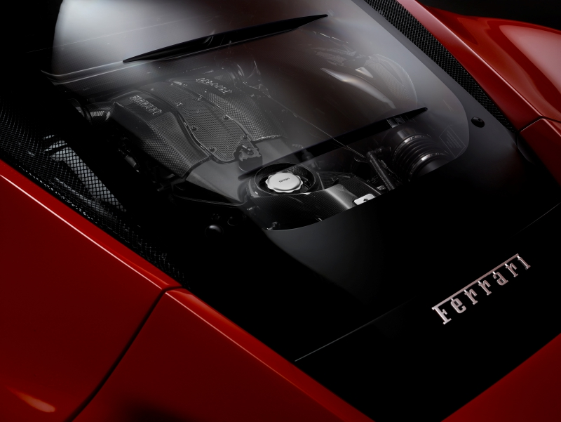 Ferrari F8 Tributo, la nouvelle arme de Ferrari