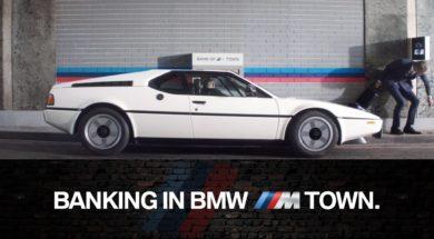 BMW M Town, une ville de rêve