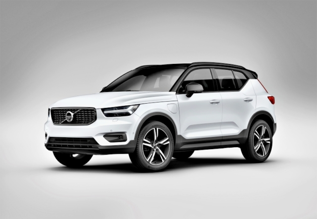Volvo XC40 T5, l'hybride rechargeable