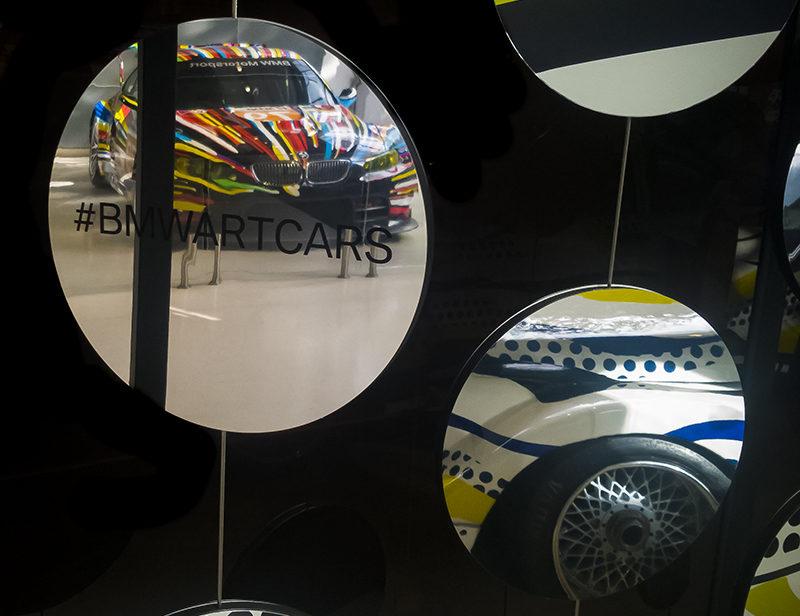 BMW Art Car, quand la vitesse est un chef-d'oeuvre