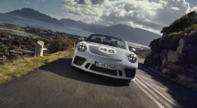 911 Speedster Concept, enfin réalité