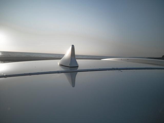 Aileron de requin ou antenne de toit - Lexus NX300H, Premium hybridus