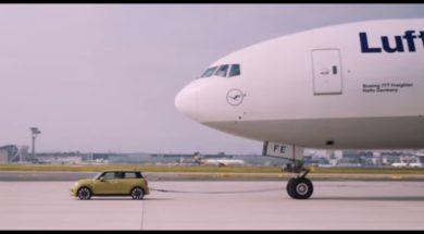 Mini électrique Cooper SE, prête au décollage