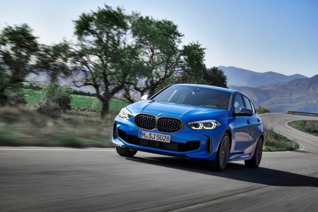 BMW série 1, le changement c'est maintenant... hélas
