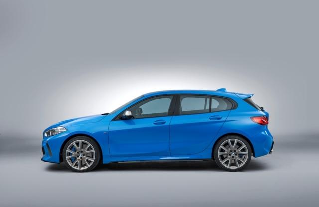 5 portes et pas moins pour la nouvelle BMW série 1