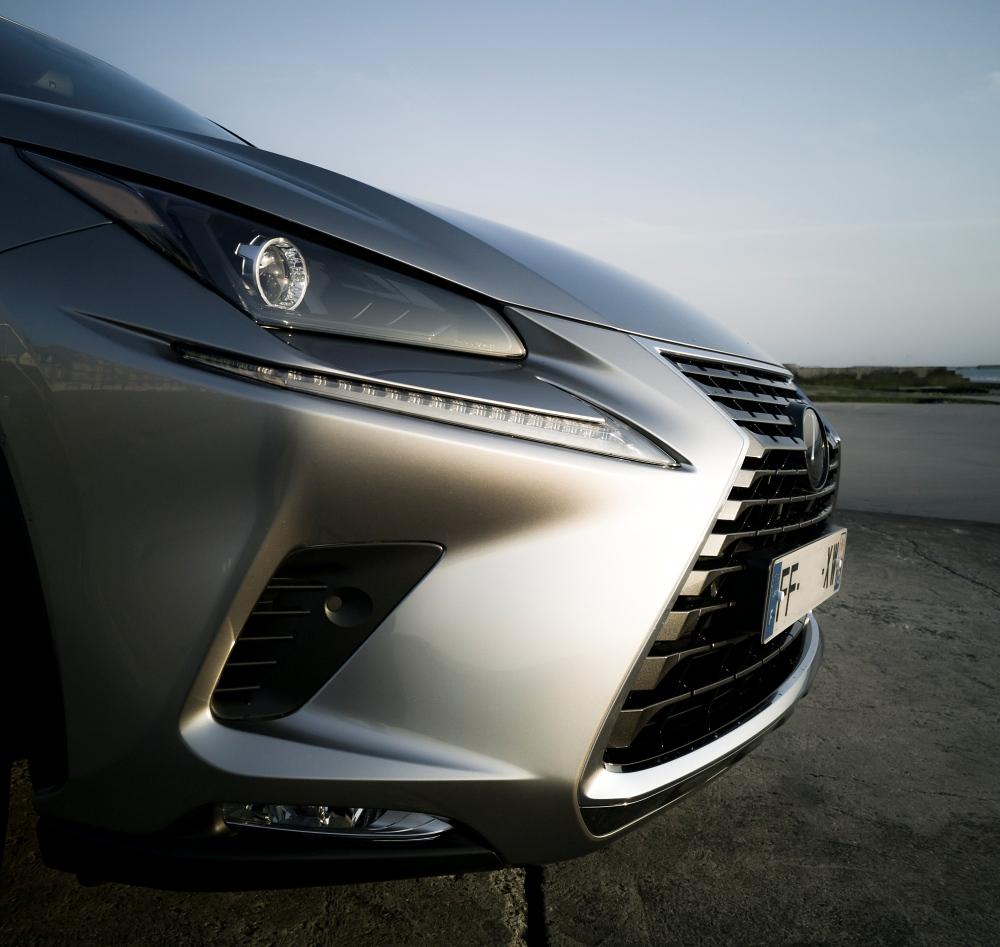 lexus nx300h  premium hybridus