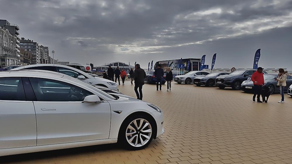 Samedi, voitures électriques ou Dream Cars