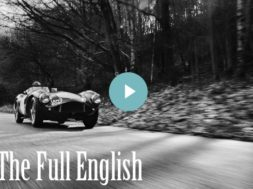 The Full English, un hommage à l'Aston Martin DB3S