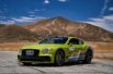 Bentley à l'attaque de Pikes Peak avec sa Continental GT