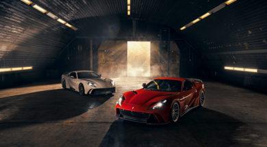 812 N-Largo, la Ferrari qui chante