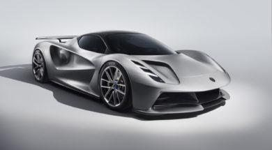 Lotus Evija : l'hypercar électrique à 2000 ch et 2 millions