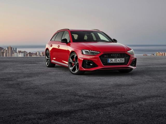 Audi RS4 Avant : nouvelle ou pas?