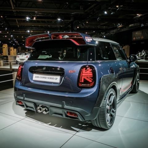 306 chevaux dans cette Mini JCW GP - Autosalon de Bruxelles 2020