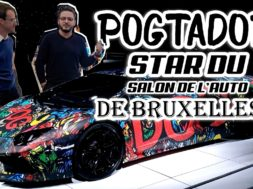 Motion Car – L'émission #3 : la Pogtador, star du salon de Bruxelles ?
