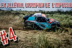 Buggy en action – Axel Allétru, champion de l'impossible bandeau